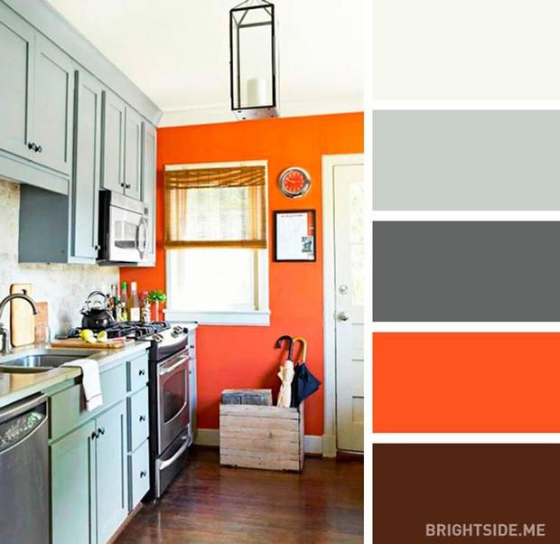 20 sự kết hợp màu sắc đỉnh của chóp cho căn bếp thêm đẹp và sang - Ảnh 16.