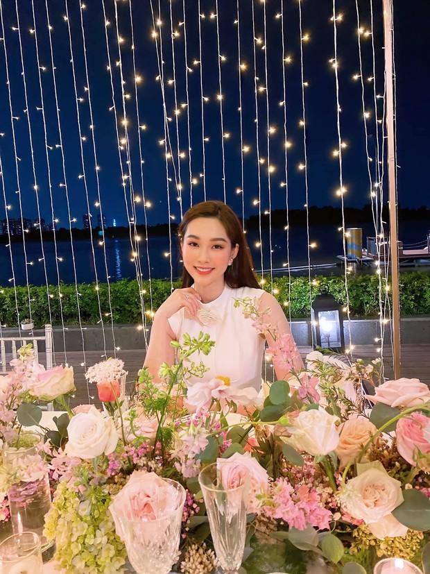 Ekip làm việc bóc nhan sắc của Hoa hậu Đặng Thu Thảo qua camera thường, chụp vội vài tấm mà vẫn xinh đến câm nín - Ảnh 6.