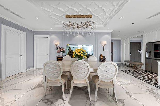 Không bán nhà dù lời 2.5 tỷ, cặp vợ chồng mãn nguyện với căn hộ sang chảnh từng cm, tiết lộ lý do ai cũng đồng cảm - Ảnh 6.