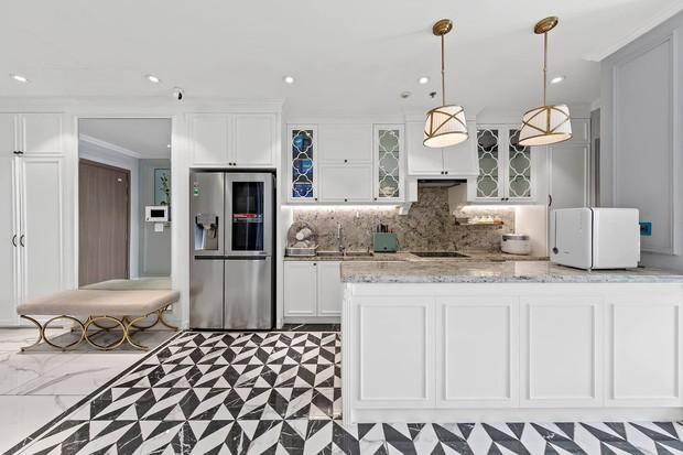 Không bán nhà dù lời 2.5 tỷ, cặp vợ chồng mãn nguyện với căn hộ sang chảnh từng cm, tiết lộ lý do ai cũng đồng cảm - Ảnh 4.