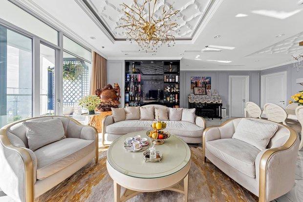 Không bán nhà dù lời 2.5 tỷ, cặp vợ chồng mãn nguyện với căn hộ sang chảnh từng cm, tiết lộ lý do ai cũng đồng cảm - Ảnh 1.