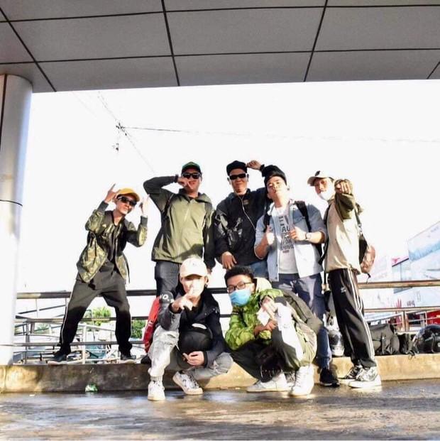 Casting Rap Việt mùa 2: Datmaniac bất ngờ xuất hiện dù là giám khảo King Of Rap! - Ảnh 2.