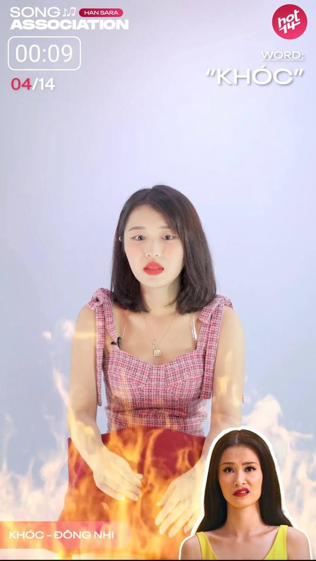 Vpop có ca sĩ gốc Hàn cân trọn hit Sơn Tùng, Min, BLACKPINK nhưng hát đến bài của thầy Đông Nhi thì lại quên lời! - Ảnh 5.