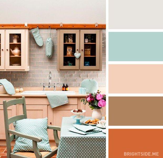 20 sự kết hợp màu sắc đỉnh của chóp cho căn bếp thêm đẹp và sang - Ảnh 3.