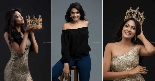 Người giật phăng vương miện của tân Hoa hậu Sri Lanka lần đầu lên tiếng về hành động kém duyên, tuyên bố từ bỏ danh hiệu - Ảnh 3.