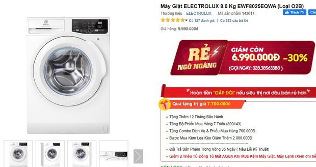 4 tips chọn mua máy giặt cho người độc thân: Vừa tiết kiệm bạc triệu vừa dùng được dài lâu - Ảnh 11.