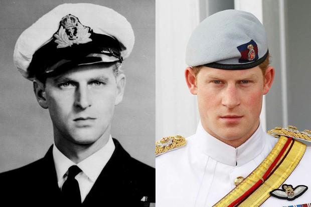 10 khoảnh khắc Hoàng tử Harry giống cố Hoàng thân Philip đến ngỡ ngàng, từ thần thái, dáng hình đến cả nụ cười ấm áp - Ảnh 4.