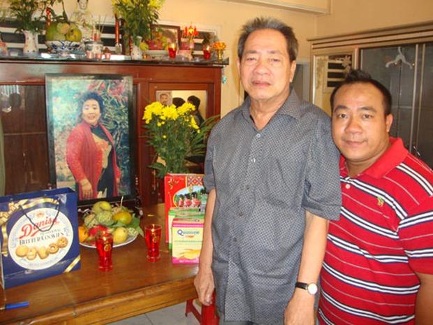 Hiếu Hiền tiết lộ NS Đức Lang từng đòi hiến mắt cho mình, nghẹn ngào nhớ về những giây phút cuối đời của bố - Ảnh 3.
