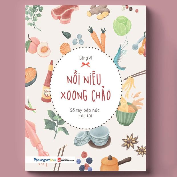Nàng nào mới học nấu ăn phải check ngay 5 cuốn sách bìa xinh, nội dung cực cuốn này - Ảnh 1.