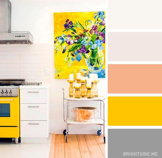 20 sự kết hợp màu sắc đỉnh của chóp cho căn bếp thêm đẹp và sang - Ảnh 6.