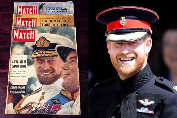 10 khoảnh khắc Hoàng tử Harry giống cố Hoàng thân Philip đến ngỡ ngàng, từ thần thái, dáng hình đến cả nụ cười ấm áp - Ảnh 7.