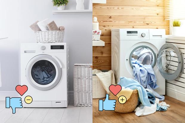 4 tips chọn mua máy giặt cho người độc thân: Vừa tiết kiệm bạc triệu vừa dùng được dài lâu - Ảnh 4.