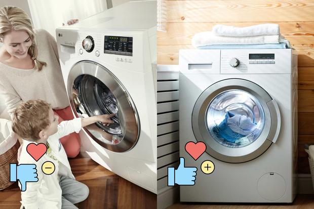 4 tips chọn mua máy giặt cho người độc thân: Vừa tiết kiệm bạc triệu vừa dùng được dài lâu - Ảnh 1.
