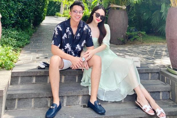 """Giữa nghi vấn """"toang"""" với Matt Liu, Hương Giang bị đào lại clip tình tứ và có cử chỉ thân mật bên sao nam đình đám Thái Lan? - Ảnh 7."""