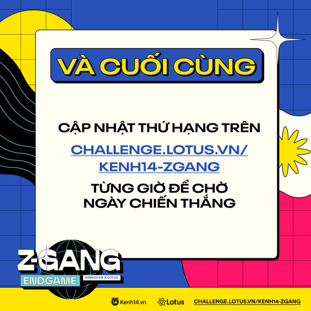 ZGang Endgame: Đây là cách tham gia cuộc thi giúp các homie chinh chiến, ẵm giải thưởng khủng! - Ảnh 4.