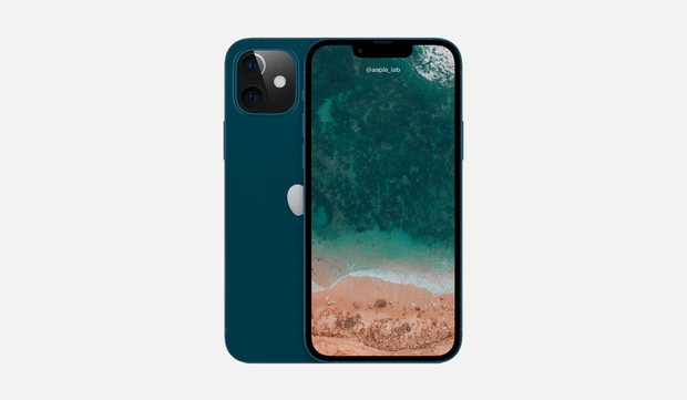 iPhone 13 lộ ảnh concept với phối màu mới, cực kỳ sang xịn - Ảnh 6.