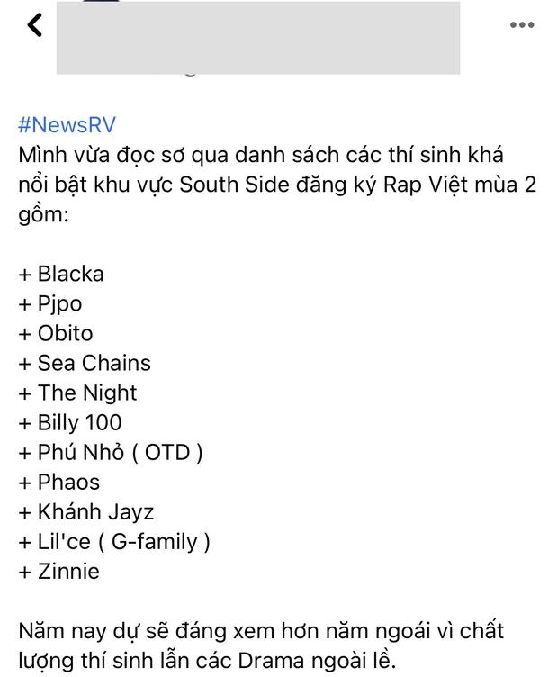 Rapper từng làm giám khảo ngang hàng Binz, Rhymastic bất ngờ xuất hiện tại casting Rap Việt mùa 2! - Ảnh 4.