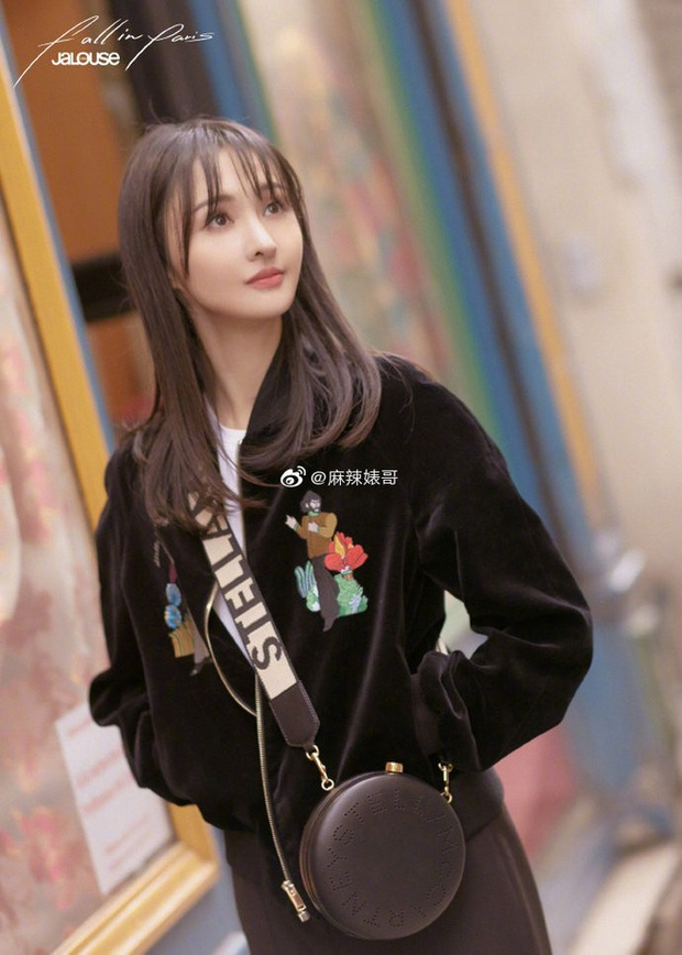 Đều sinh năm 1992, nhan sắc dàn nữ thần Cbiz lại quá khác biệt: Nhiệt Ba già chát, Trịnh Sảng - Dương Tử nhiều lần gây sốc - Ảnh 15.
