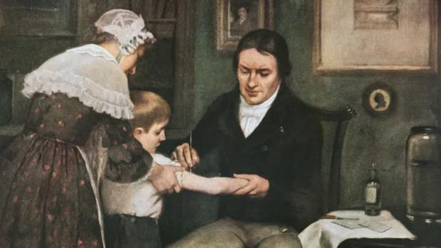 """Vết sẹo tiêm chủng - """"Hộ chiếu vaccine"""" đã xuất hiện từ thế kỷ 20 - Ảnh 1."""
