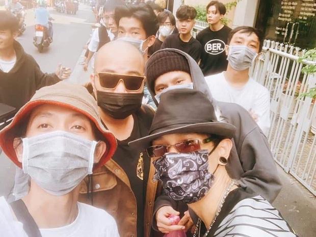 G-Family dắt nhau tham gia Rap Việt mùa 2? Fan mong chờ màn đối mặt cực căng với Rhymastic! - Ảnh 1.
