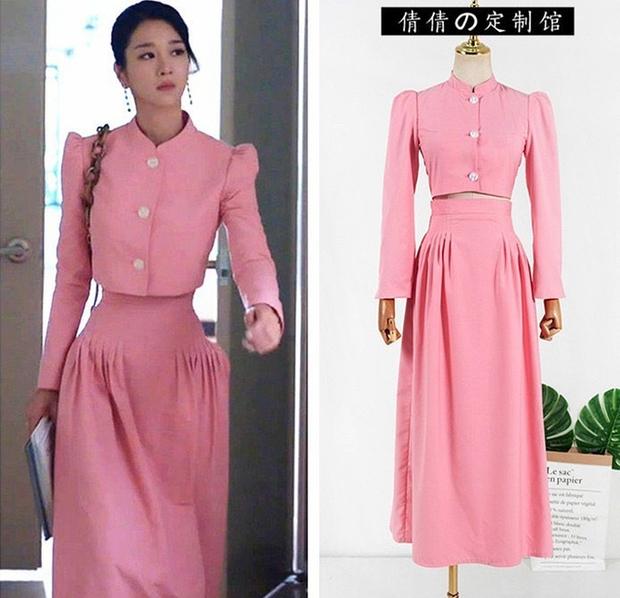 Seo Ye Ji từng khiến dân tình phát điên vì hàng loạt outfit cực đỉnh trong Điên Thì Có Sao - Ảnh 2.
