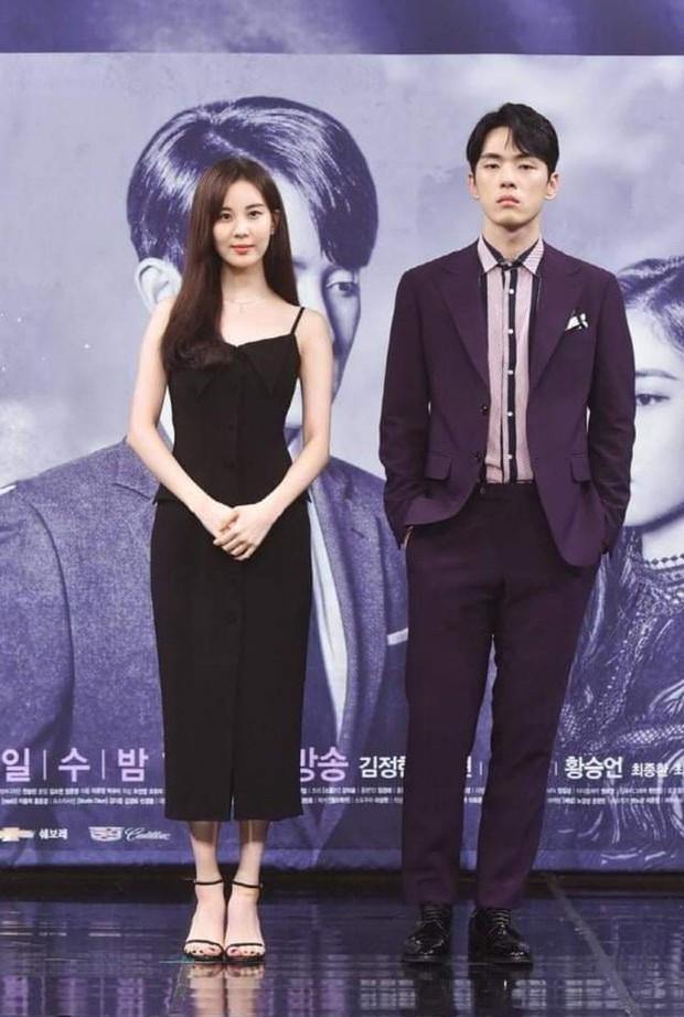 4 diễn viên và điều cấm kị khi làm nghề: Hồng Diễm né sạch cảnh hôn, Kim Jung Hyun skinship no no! vì bạn gái - Ảnh 2.
