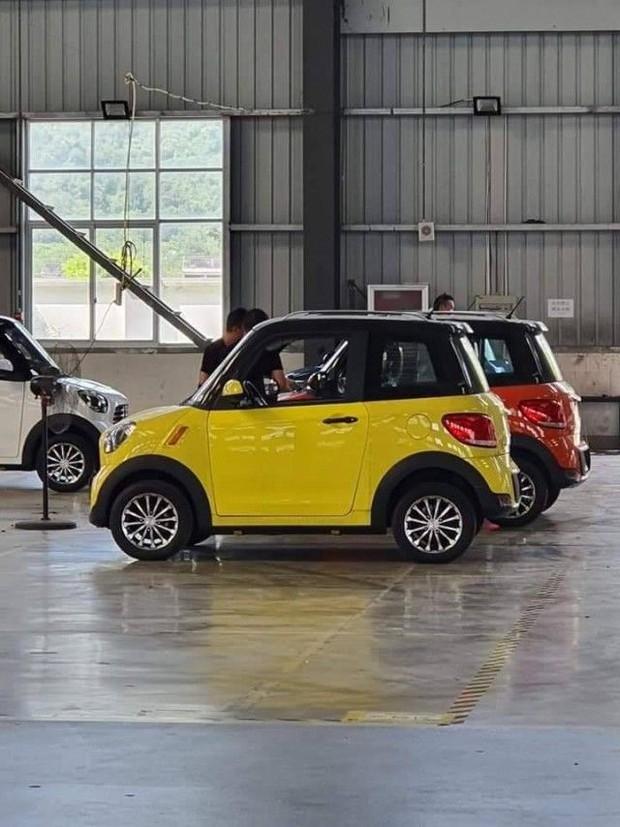 Ngắm những mẫu ô tô điện xịn xò có giá chỉ vài chục triệu, chị em xúng xính ra phố thì nên sắm ngay! - Ảnh 2.