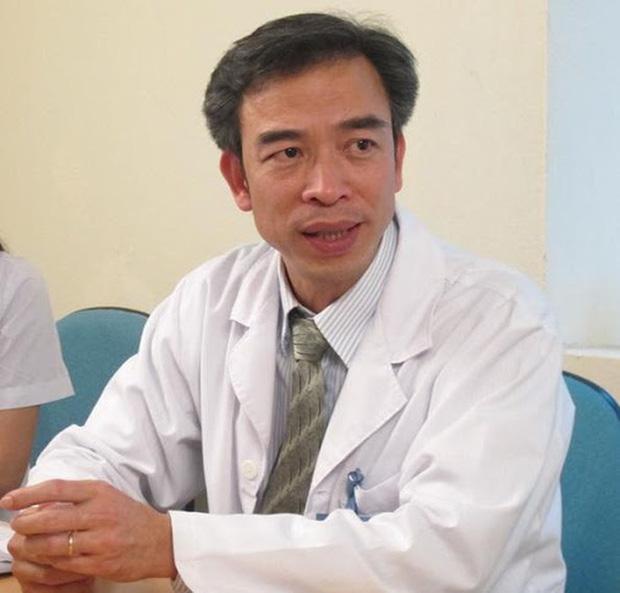 Bác bỏ tin đồn Giám đốc Bệnh viện Bạch Mai bị bắt - Ảnh 1.