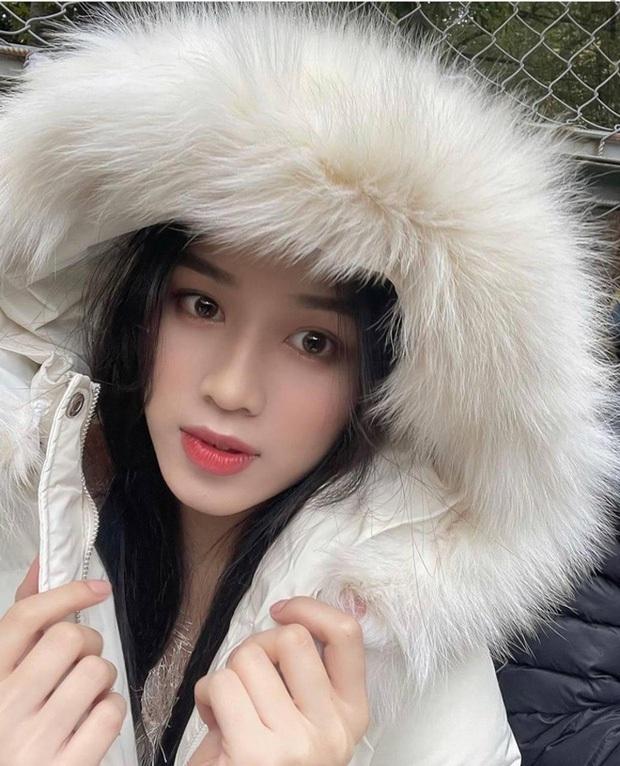 Đỗ Thị Hà khoe nhan sắc trước khi đăng quang Hoa hậu, so với hiện tại khác biệt ra sao? - Ảnh 6.