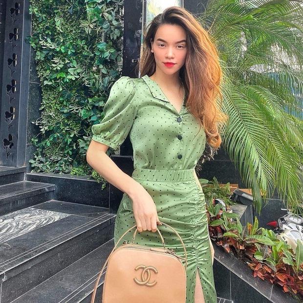 Bóc tủ váy vóc của Hà Hồ: Toàn đồ xinh ngây ngất, lại cực hợp bánh bèo công sở và các chị em U30 - Ảnh 8.