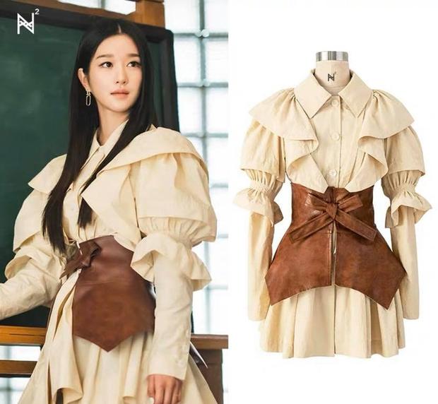 Seo Ye Ji từng khiến dân tình phát điên vì hàng loạt outfit cực đỉnh trong Điên Thì Có Sao - Ảnh 4.