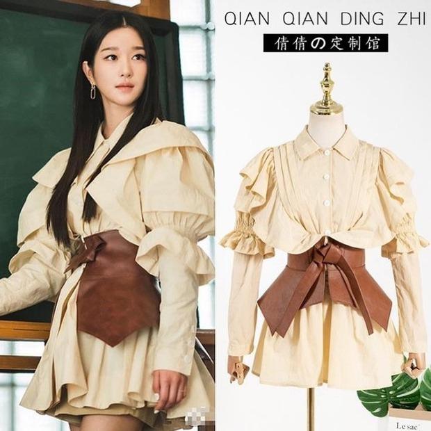 Seo Ye Ji từng khiến dân tình phát điên vì hàng loạt outfit cực đỉnh trong Điên Thì Có Sao - Ảnh 5.