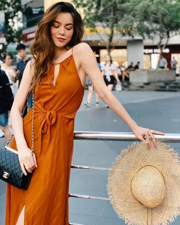 Bóc tủ váy vóc của Hà Hồ: Toàn đồ xinh ngây ngất, lại cực hợp bánh bèo công sở và các chị em U30 - Ảnh 4.