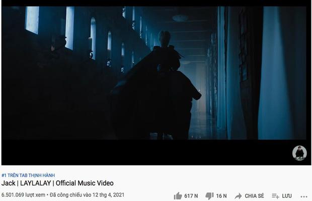 LAYLALAY là MV có lượt view 24 giờ đầu thấp nhất của Jack kể từ khi về công ty mới! - Ảnh 1.