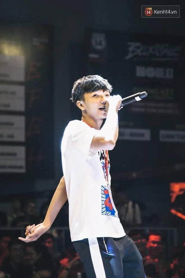 Lộ diện thí sinh thi đủ cả 3 show thực tế đình đám: Rap Việt, King Of Rap & BeckStage Battle Rap! - Ảnh 3.
