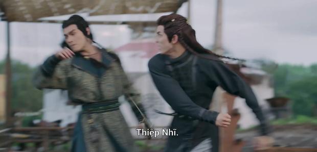 Nhiệt Ba bị ship kiểu đam mỹ với Ngô Lỗi, suýt chết dưới tay trai đẹp ở Trường Ca Hành tập 21 - 22 - Ảnh 7.