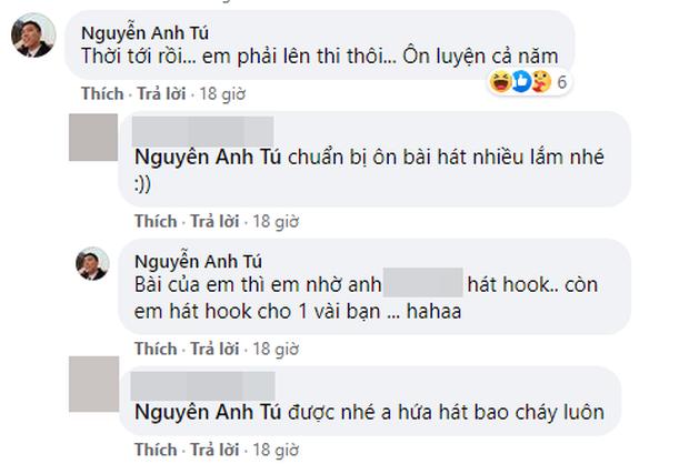 Có nam ca sĩ đang lên tại Vpop quyết tâm bỏ cả 1 năm ôn luyện để đi casting Rap Việt mùa 2? - Ảnh 2.