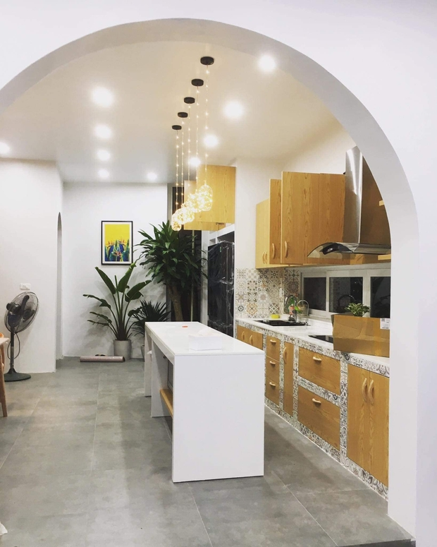 Ra ở riêng, vợ chồng xây căn nhà 4 tầng thơ mộng như homestay Đà Lạt, kể tai nạn thợ xây tự ý sửa bản vẽ - Ảnh 6.