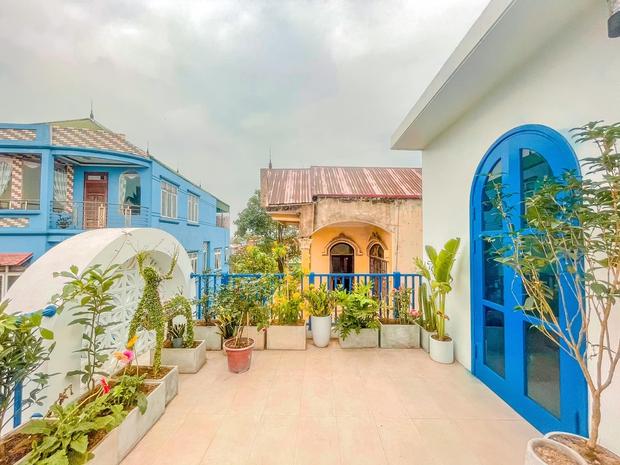 Ra ở riêng, vợ chồng xây căn nhà 4 tầng thơ mộng như homestay Đà Lạt, kể tai nạn thợ xây tự ý sửa bản vẽ - Ảnh 11.