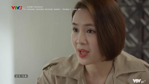 Châu bị Phúc phũ đẹp vì tội cưỡng hôn ở Hướng Dương Ngược Nắng 2 tập 24 - Ảnh 7.