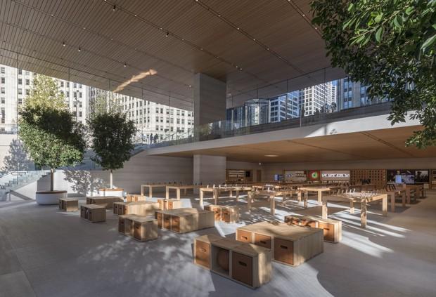 Ngắm những Apple Store đẹp nhất thế giới, khi nào Việt Nam mới có để check-in? - Ảnh 25.