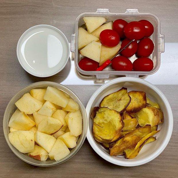 YouTuber Hàn chia sẻ bí quyết giảm ngay 4,7kg trong 7 ngày bằng chế độ ăn kiêng với khoai lang - Ảnh 9.