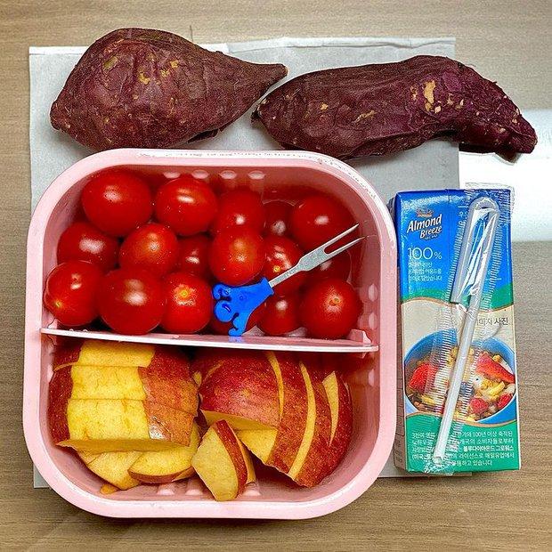 YouTuber Hàn chia sẻ bí quyết giảm ngay 4,7kg trong 7 ngày bằng chế độ ăn kiêng với khoai lang - Ảnh 25.