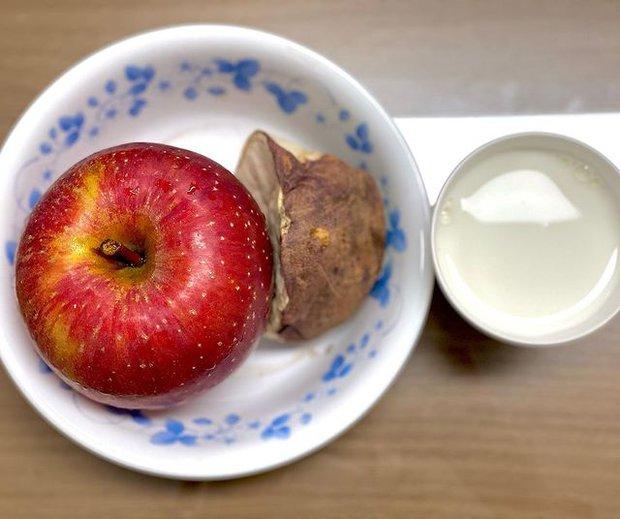 YouTuber Hàn chia sẻ bí quyết giảm ngay 4,7kg trong 7 ngày bằng chế độ ăn kiêng với khoai lang - Ảnh 5.