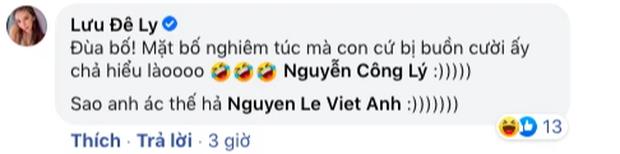 Quê như Lưu Đê Ly: Phải bình luận lên xuống mới được Việt Anh rep lại, mỗi lần comment là phải tag hẳn tên ai đó mới chịu! - Ảnh 4.