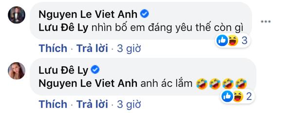 Quê như Lưu Đê Ly: Phải bình luận lên xuống mới được Việt Anh rep lại, mỗi lần comment là phải tag hẳn tên ai đó mới chịu! - Ảnh 5.