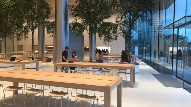 Ngắm những Apple Store đẹp nhất thế giới, khi nào Việt Nam mới có để check-in? - Ảnh 18.