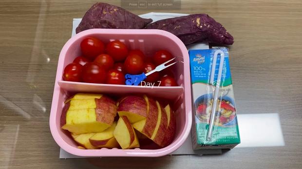 YouTuber Hàn chia sẻ bí quyết giảm ngay 4,7kg trong 7 ngày bằng chế độ ăn kiêng với khoai lang - Ảnh 29.