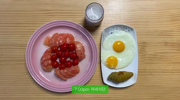YouTuber Hàn chia sẻ bí quyết giảm ngay 4,7kg trong 7 ngày bằng chế độ ăn kiêng với khoai lang - Ảnh 31.