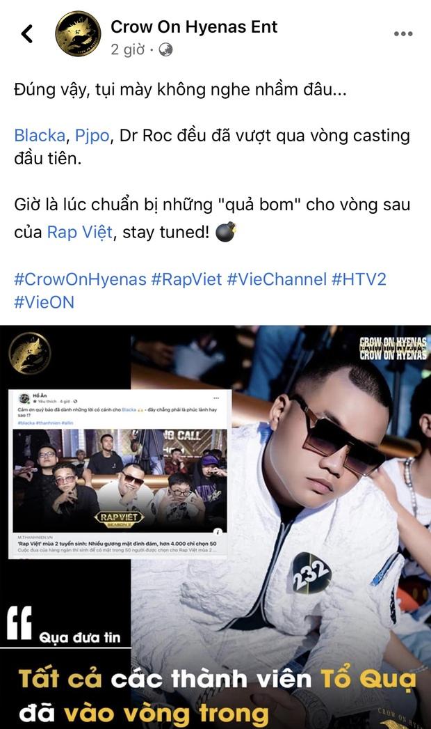 Lan truyền kết quả casting Rap Việt: Loạt tay to giới rap trượt thẳng cẳng, cặp đôi Simple Love vào vòng trong? - Ảnh 15.